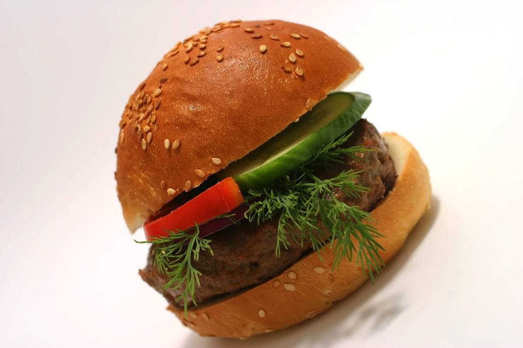 Are There Veggies In Your Veggie Burger Eat Out Well