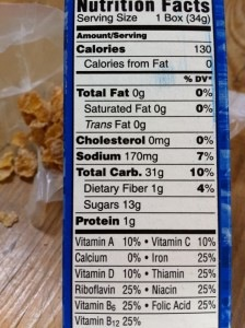 Frosted Flakes Do They Really Put A Tiger In Your Tank