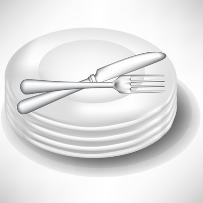How Big Are Your Dinner Plates - And Why It Matters - Eat Out, Eat Well