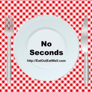 No Seconds EOEW