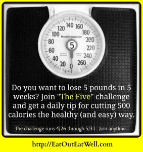 """The Five"" Challenge"