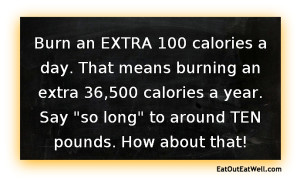 burn-100-calories-a-day-graphic