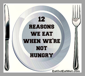 12 reasons for eating graphic