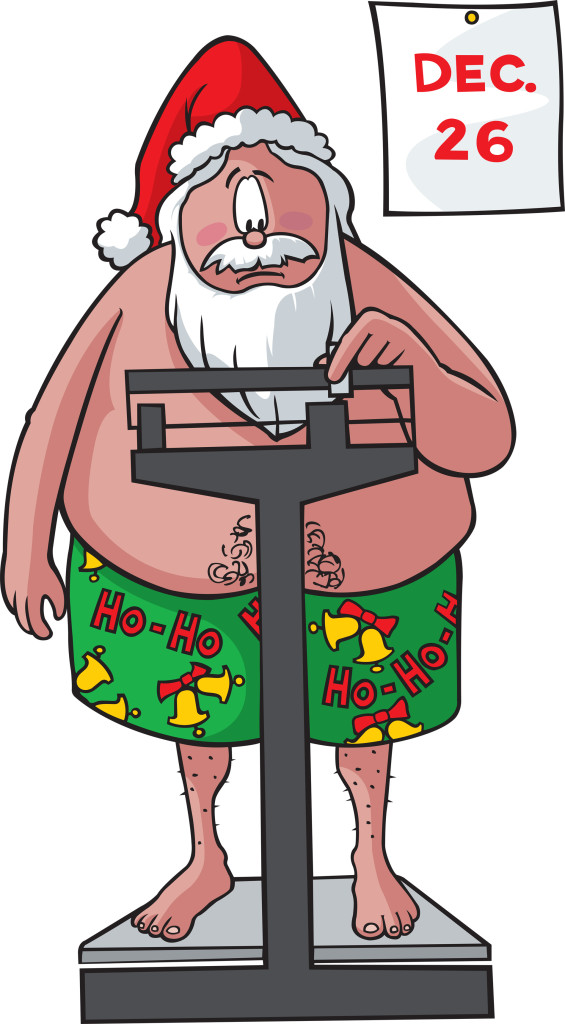 Weight Loss Tips for During the Holidays