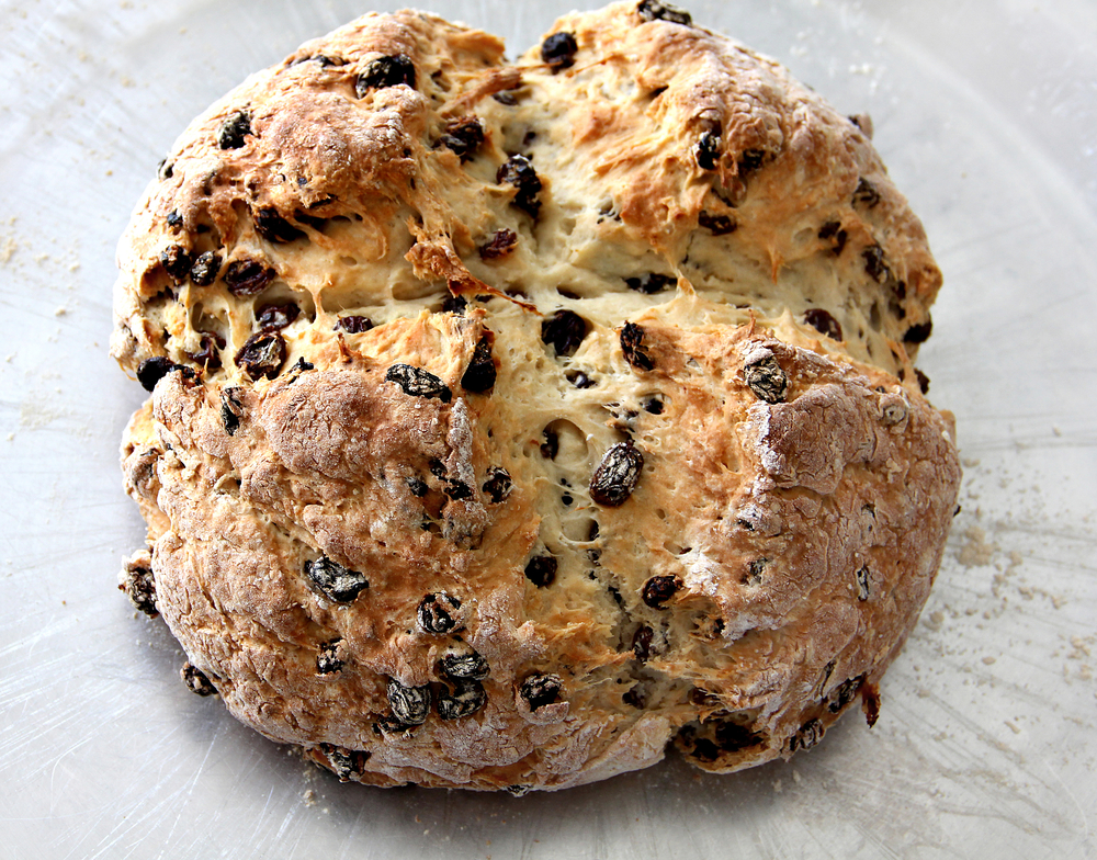 Why Is There A Cross Cut Into The Top Of Irish Soda Bread Eat Out