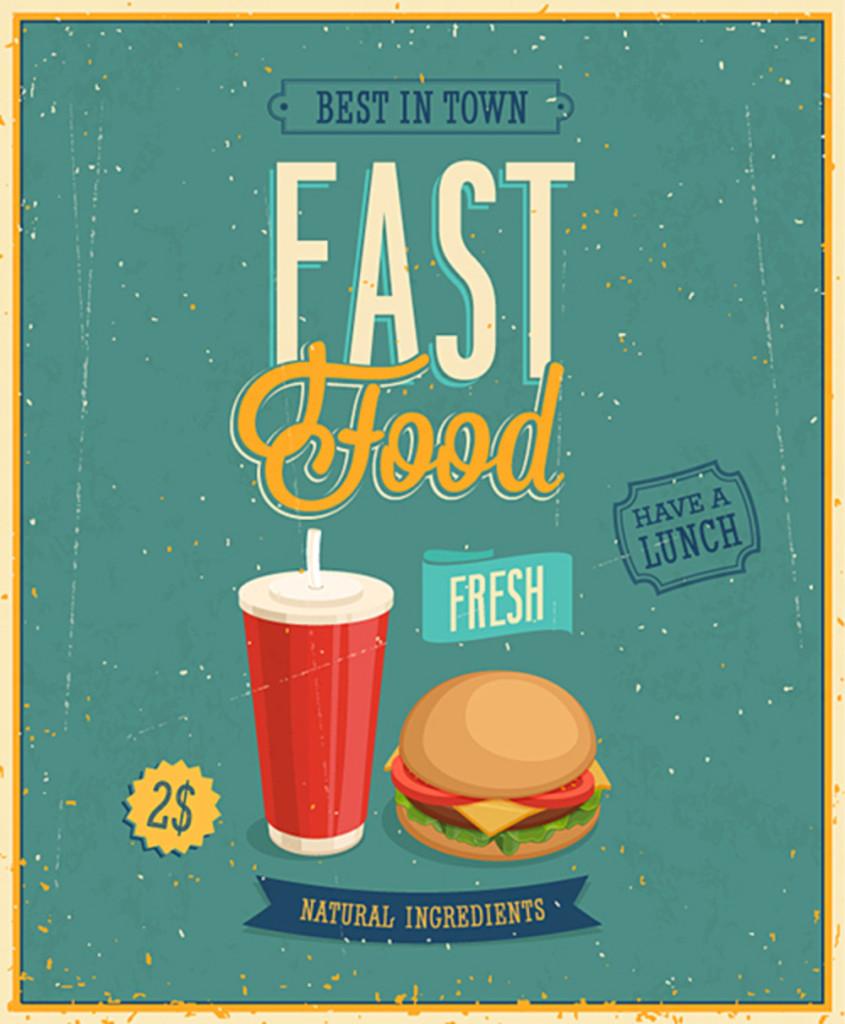 Fast Food Restaurants Fat Content