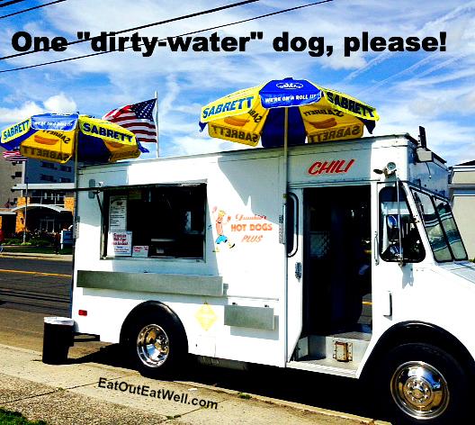 Hot Dog Trucks Nyc