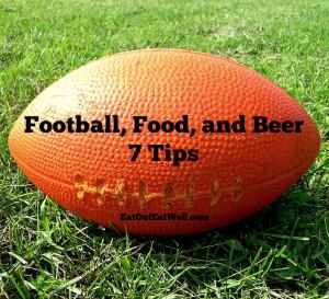 football-food-beer-7-tips