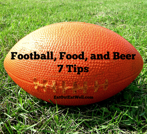 football-food-beer-7-tips