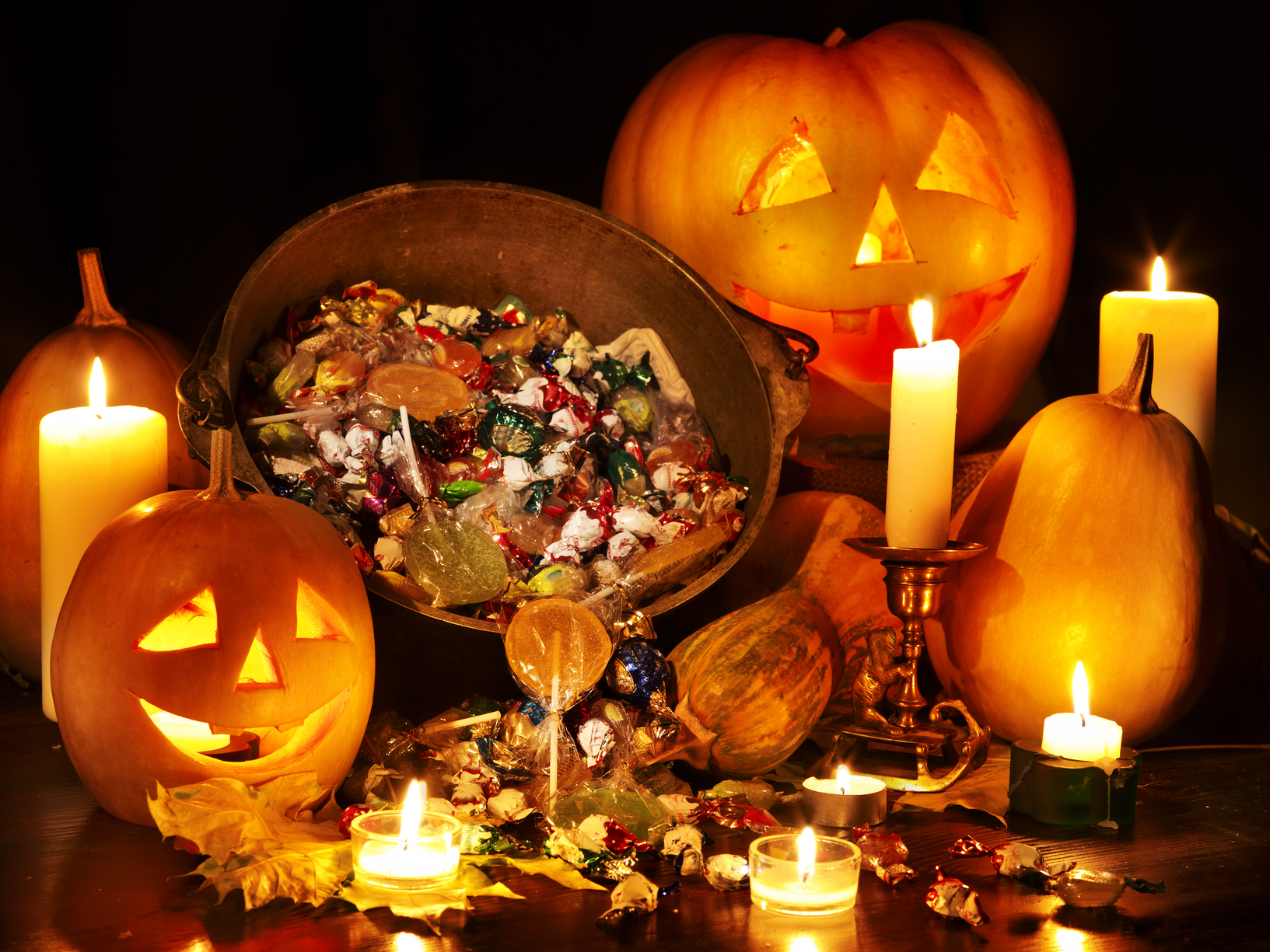 Can You Resist Halloween Candy? - Eat Out, Eat Well