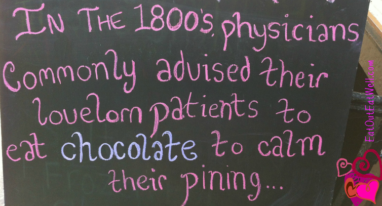 Are You Pining For Chocolate?