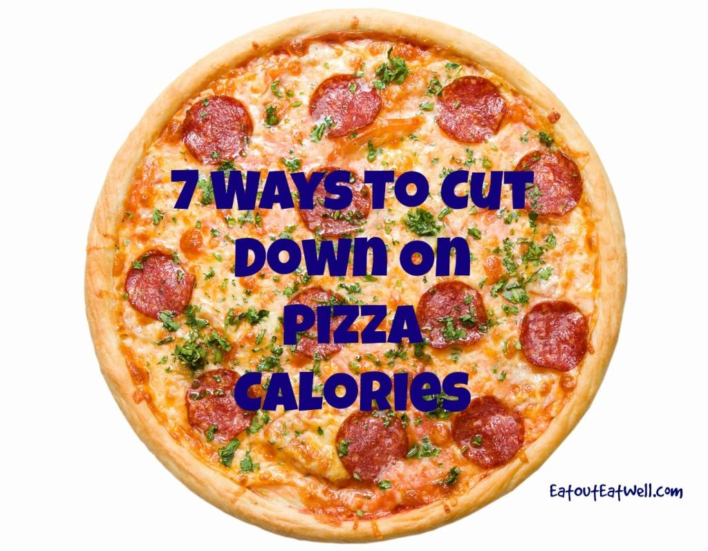 Save Pizza Calories