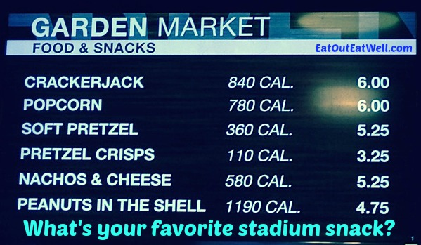 Stadium Food What Do You Eat Eat Out Eat Well
