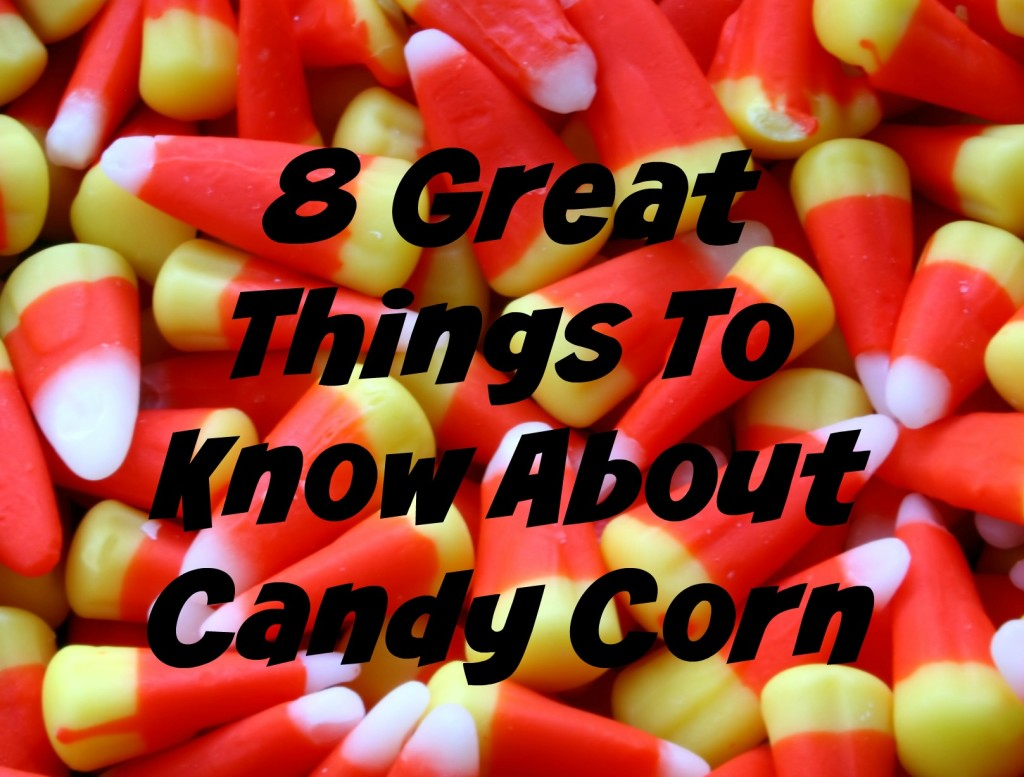 8 Great Candy Corn Facts